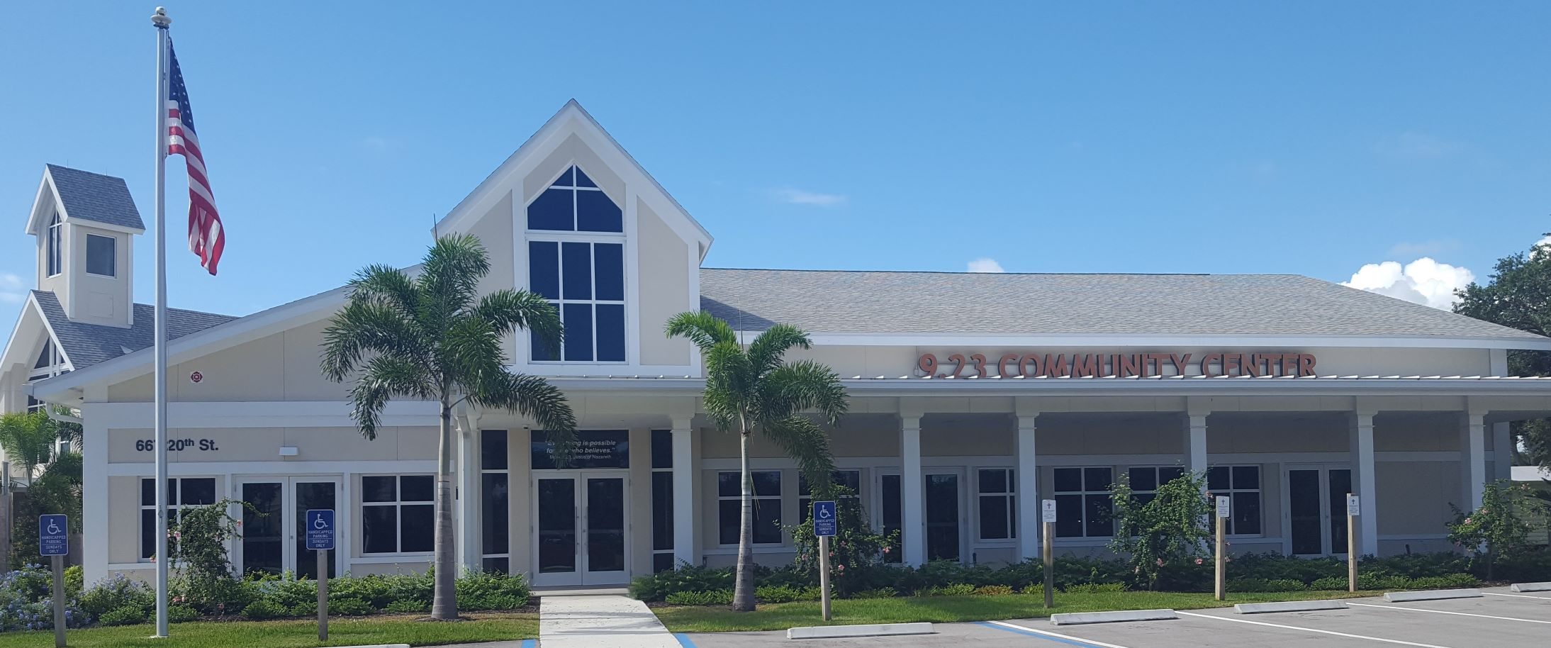 Image of Christ Church Vero Beach Precincts 19/20/26