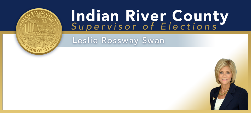 Leslie Rossway Swan Indian River County Supervisor of Elections